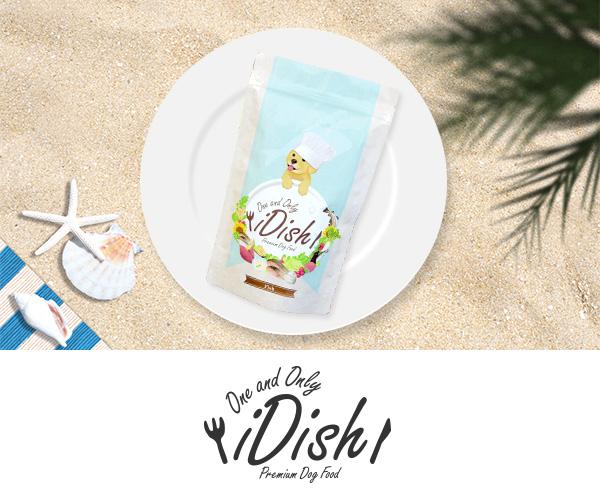 犬考総合栄養食iDish Fish-アイディッシュ フィッシュ-